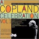 A Copland Celebration Vol. 1A Copland Celebration Vol. 1