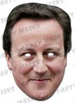 David Cameron Celebrity Mask - 1