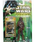 Star Wars Power of the Jedi Millennium Falcon Mechanic Chewbacca Action Figure