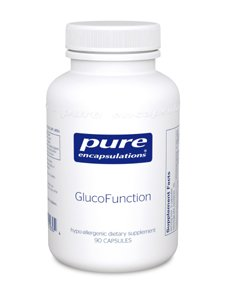 Pure Encapsulations - GlucoFunction - Comprehensive Support for Healthy Glucose Metabolism* - 90 Capsules