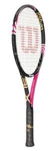 Wilson Tennisschläger Blade 98 BLX, pink/schwarz, L1, WRT70621U1