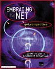 img - for EMBRACING THE NET: CHANGE@COMPANY.COM book / textbook / text book