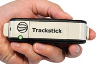 TrackStick 2 GPS Tracking System Data Logger Trackstick II Track Stick Tracker Device