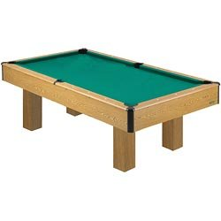 Mizerak 7' Milan Pool Table, Pool Tables, Game Tables