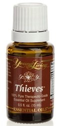Thieves Essential Oil by Young Living Essential