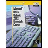 Microsoft Office Outlook 2003: Essentials Course