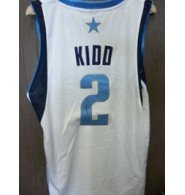Signed Kidd, Jason (Dallas Mavericks) Authentic Adidas Dallas Mavericks Jersey... by Powers Collectibles