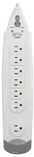 Belkin SurgeMaster 7 Outlet Wall-Mount Surge ProtectorB000068CNQ