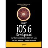 img - for More iOS 6 Development by Mark, David, Horovitz, Alex, Kim, Kevin, LaMarche, Jeff. (Apress,2012) [Paperback] book / textbook / text book