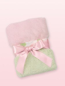 Bearington Collection Posh Dots Security Blanket