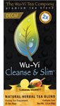 The Wu Yi Tea Company Tea Hny Lemon Clns and Slim, 25-Count