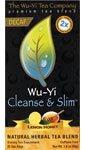 The Wu Yi Tea Company Tea Hny Lemon Clns and Slim, 25-Count