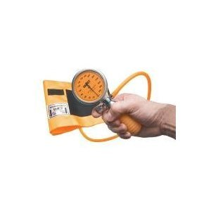 Cheap Graham Field Palm Aneroid Sphygmomanometer Adult, Orange (B001PH8DO2)