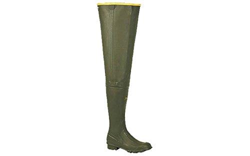 LaCrosse Men's Big Chief 32 Green 600G Wader Boots, 6-Medium