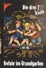 Die drei Fragezeichen-Kids, Bd.6, Gefahr im Gruselgarten: BD 6 - Ulf Blanck