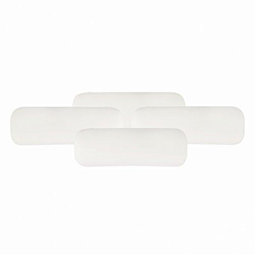 the-white-willow-dolori-alla-schiena-in-schiuma-a-memoria-di-forma-4-pezzi-rotondo-piccolo-rafforzar