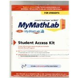 9780135027035: MyMathLab/MyStatLab - Valuepack Access Card