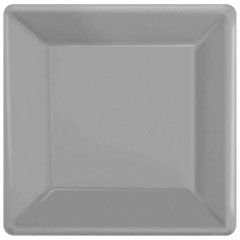 Party Supplies Square Dessert Paper Plates 20ct [Toy] [Toy] - 1