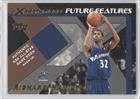 Richard Hamilton Washington Wizards (Basketball Card) 2001-02 Topps Xpectations Future Features #FF-RH