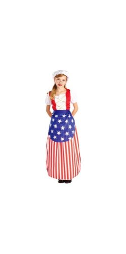 Betsy Ross Costume - Child Costume