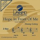 Hope In Front Of Me [Accompaniment/Performance Track] (Daywind Soundtracks)