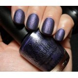OPI Suede OPI Ink NNB61 nail polish / lacquer / enamel