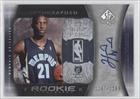Hakim Warrick #1187 Memphis Grizzlies (Basketball Card) 2005-06 SP Authentic #109 by SP+Authentic
