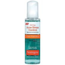 Johnson And Johnson Neutrogena Acne Stress Control Power Foam Wash - 6 Ounce, 3 Per Pack -- 4 Packs Per Case. front-677166