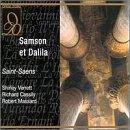 echange, troc  - Saint-Sans : Samson et Dalila. Verrett, Cassily, Massard