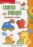 Curso de Dibujo Para Ninos de 5 A 10 Anos (Jugar Es Crear) (Spanish Edition)