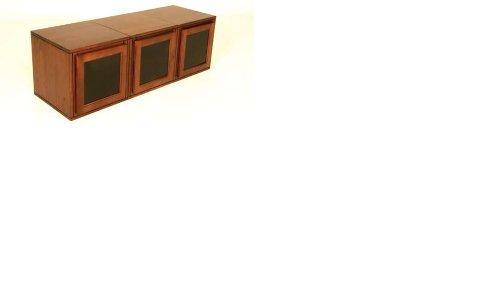 Cheap Ucube Espresso Plasma TV Stand (Espresso) (18″H x 54″W x 18″D) (U-54 PLASMA STAND ESP)