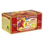 Celestial Seasonings Madagascar Vanilla Red Rooibos Tea - 20 Bag