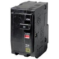 Square D Qo230 2 Pole 30Amp 120/240V Circuit Breaker