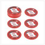 Dale Earnhardt Jr. Tin Coaster - Style 37410