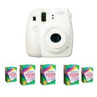 Fujifilm Instax Mini 8 Instant Camera (With 100 Film Exposures )