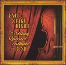 Various Artists - Exit... Stage Right: String Quartet Tribute to Rush - Zortam Music