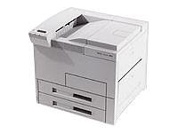 HP LaserJet 8000n - Imprimante - N&B - laser - A3 - 1200 ppp x 1200 ppp - jusqu'à 24 ppm - capacité : 1100 feuilles - parallèle, 10/100Base-TX