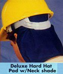 525786c0d6a UPC 021844553941 product image for Occunomix 969-018 Mira Cool Hard Hat Pad  with Shade ...