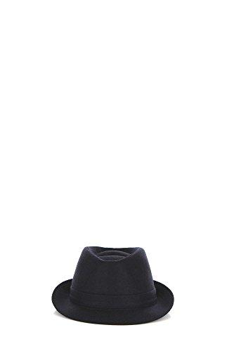 Cappello Uomo Hillmann London UT D UNITO Blu Autunno/Inverno Blu S