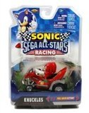 NKOK Sonic and Sega All-Stars Racing Pull Back Car - Knuckles the Echidna - 1