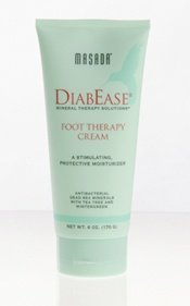 Masada Diabease Foot Therapy Cream (6 oz.)