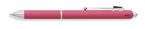 franklin-covey-melbourne-multifunction-pen-coral-pink-lacquer-with-chrome-appointments-by-cross-pen-