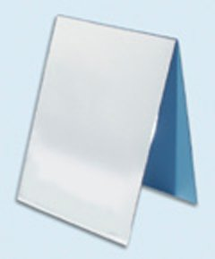 Sax Free-Standing And Double-Sided Self-Portrait Mirror - 8 1/2 X 11 front-989675