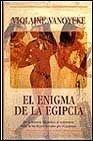 img - for El Enigma de La Egipcia (Spanish Edition) book / textbook / text book