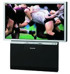 "Panasonic 53"" Widescreen HDTV with Built-in ATSC Tuner (PT-53WXD63)"