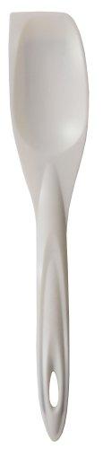iSi Basics Silicone Spoon Spatula, White (Isi Spoon Spatula compare prices)