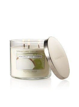 Bath & Body Works 14.5 oz Filled Candle - Coconut Lime Verbena