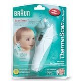 Braun Irt 4520 Thermoscan Ear Thermometer front-653486