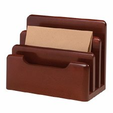 ROL23420 SORTER,MINI,WOOD,MAH - Buy ROL23420 SORTER,MINI,WOOD,MAH - Purchase ROL23420 SORTER,MINI,WOOD,MAH (Rolodex, Office Products, Categories, Office Supplies, Desk Accessories)