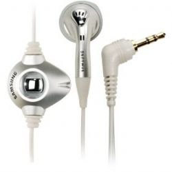Samsung Earbud Headset With In-Line Mic And Answer/End Button For Samsung Sch-U640, Sch-U450, Sph-M240, And Sph-M330